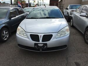 2009 PONTIAC G6 AS IS SPECIAL, VIEW THE AD FOR MORE SPECIALS!