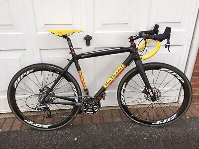 Van Dessel Carbon Cyclocross/Road Bike
