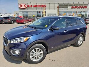 2017 Kia Sorento 2.4L LX AWD - HEATED FRONT SEATS - FOG LIGHTS