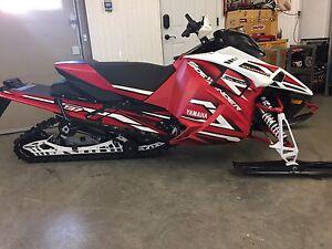 "Yamaha Sidewinder Turbo 137""  Edition Snowcheck"