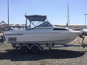 Haines Hunter 580SL Jacobs Well Gold Coast North Preview