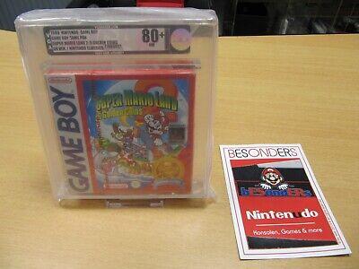 NINTENDO GAMEBOY- SUPER MARIO LAND 2- VGA 80+ NM - OVP -...