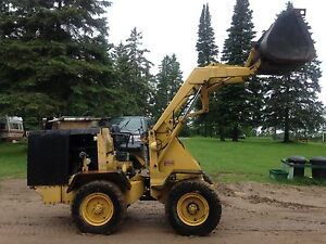 WALDON ARTICULATE WHEEL LOADER 4x4