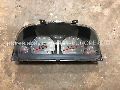 SUBARU IMPREZA SPEEDO DASH TRIM CLOCKS GAUGE INTERIOR GC8 GF8 WRX STI JDM TURBO