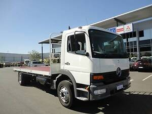 Mercedes Benz 1623 Atego 1623L Tray Hazelmere Swan Area Preview