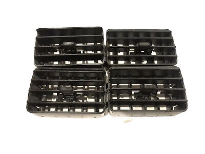 1992-1997 Ford F150 F250 F350 Bronco Air Vents Complete Set 4
