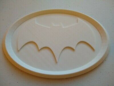 Batman Logo Chest Emblem Cosplay