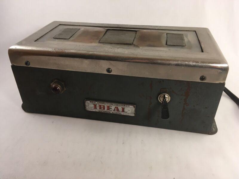 Ideal Commutator Dresser Co.Electromagnet Mod 13-001b,