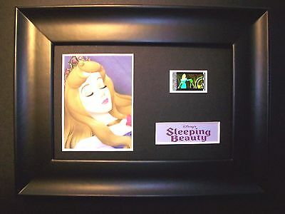 Film Cell Genuine 35mm Framed Matted Disney Sleeping Beauty Special Ed USFC5587
