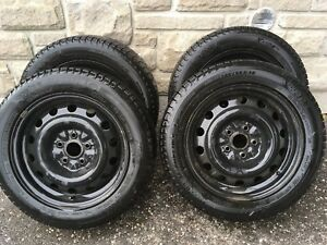 Winter tires 205 - 55-R16