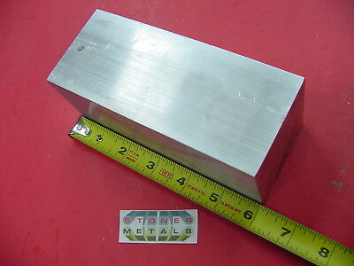 2-12 X 2-12 Aluminum 6061 Square Solid Flat Bar 6 Long Plate Mill Stock