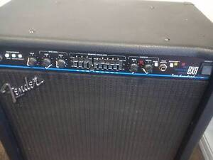 Brilliant Fender Bass Amplifier, BXR - 200, Made in USA, $ 675 Pitt Town Hawkesbury Area Preview