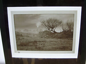 c1900-ENGLISH-RUGGED-COUNTRYSIDE-Sheffield-Photo-Society-Glass-Lantern-Slide