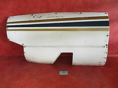 Cessna 421 LH Outboard Upper & Lower Cowl, PN 5052020-201, 5052020-213