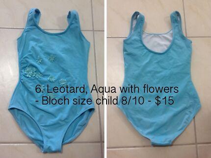 Leotards - children and adult sizes
