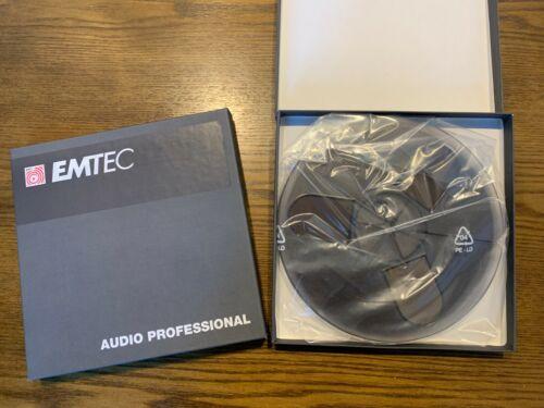 """BASF / EMTEC SM468 Studio Master Tape 1/4"""" / 6.3mm NEW SEALED UNUSED"""