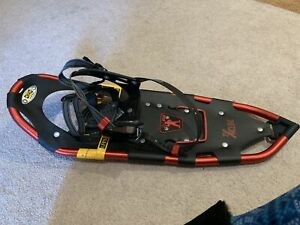 Brand new men's snowshoes