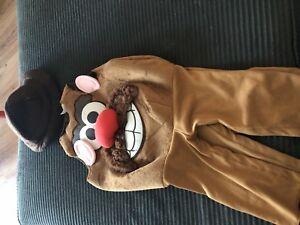Costume d'halloween Mr. Patate