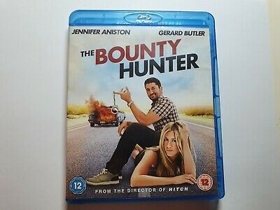 The Bounty Hunter Blu-Ray    (Jennifer Aniston) (Gerard Butler) (2010)