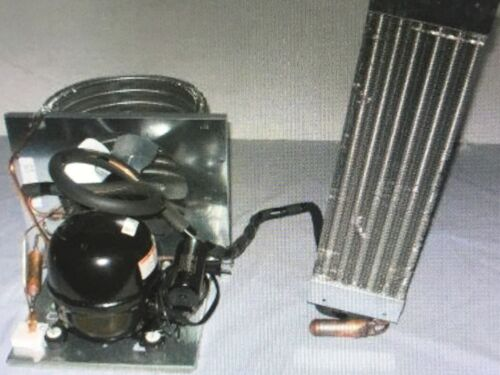 Cooler Refrigeration System Complete, 1/3 HP, Royal Vendor, GIII-3DVIS PLUS
