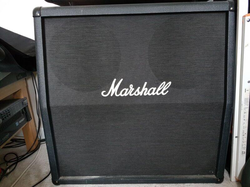 Marshall MC412A Cab