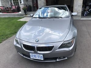 BMW 645 for sale