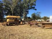 D6D 31X caterpillar crawler dozer tree spear, stick rake Rolleston Central Highlands Preview