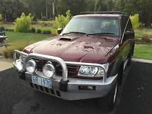 2002 Nissan Patrol Wagon Devonport Devonport Area Preview