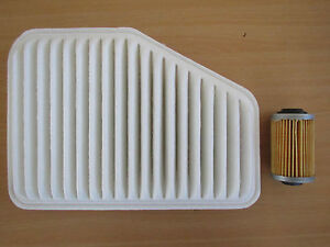 AIR FILTER AND OIL FILTER FOR HOLDEN COMMODORE VE V6