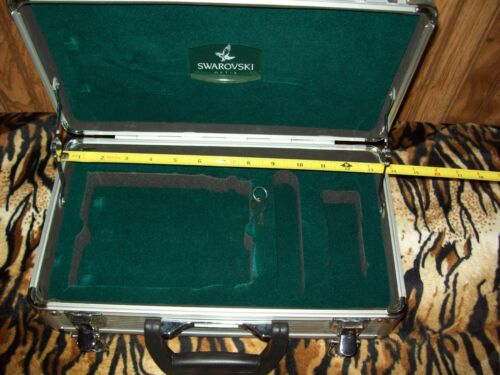 Swarovki Optik~Binocular~Aluminum Hard Case~Ex.Cond!