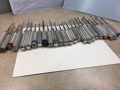 Cobb Spinal Elevators Unbranded Lots Of 25
