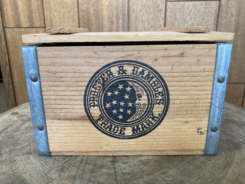 Vintage Wooden Procter & Gamble's Ivory Soap Box Promo
