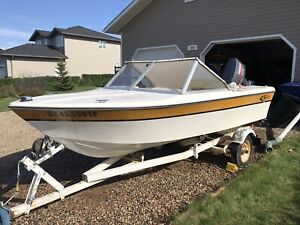 Sangster Motorboat with 1998 Yamaha 40HP