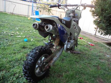 BIGGER SIZED 50CC MINIBIKE.RUNNING ORDER.NEEDS SOME TLC, Croydon Park Canterbury Area Preview