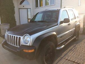 Jeep Liberty 2002 Limited Edition (SOLD)