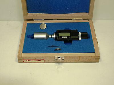Bowersfowler 54-364-004 Electronic Markii Holemike .060-.070 Bore Gage