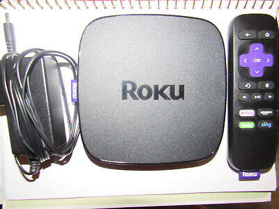 Roku Premiere (5th Generation) 4K Media Streamer 4620X - Black