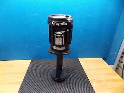 Graymills Cast Iron Recirculating Pump 45 Gpm 34 Hp Model Imf75-f