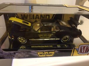 M2 diecast 1:24 1970 Mustang CHASE