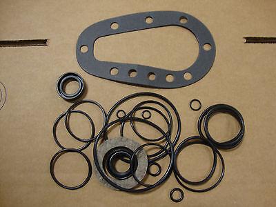 4000 4600 5000 5200 5600 6600 7000 7600 Ford Tractor Power Steering Repair Kit
