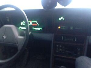 Chrysler convertible 1988