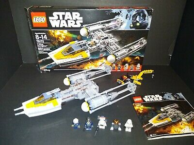 LEGO Star Wars Rebel Y-Wing Fighter (75172)