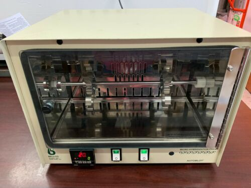 Bellco Glass 7930-00110 Autoblot Micro Hybridization Oven