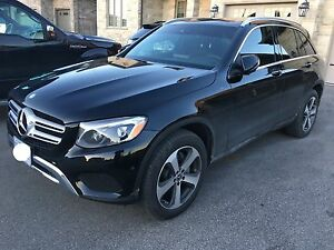 LEASE TRANSFER - No DOWNPYMT nor TRF FEE 2017 MB GLC300 4matic