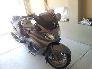 2008 Suzuki Burgman An650 Executive Penguin Central Coast Preview