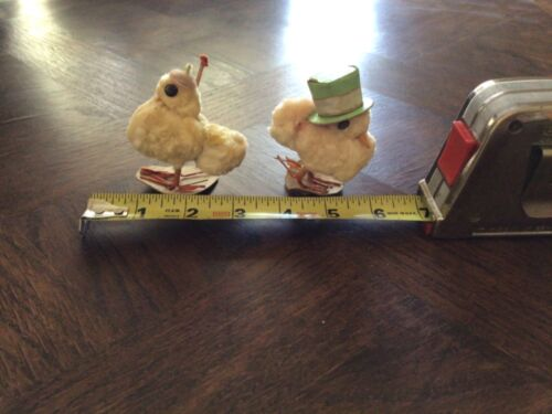 Antique Chenille Chicks