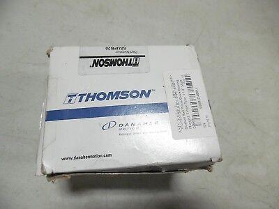 Thomson Ssufb20 Bushed Ball Pillow Block Bearing Flanged 1 14 Shaft Diameter