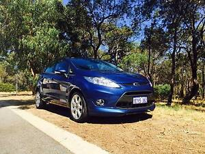 Ford Fiesta ZETEC LOW KM'S 43,000,Price Drop from $9,800 Churchlands Stirling Area Preview