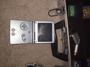 Gameboy with games for $75