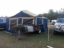 2010 Customline Deluxe Off Road Camper Trailer Glass House Mountains Caloundra Area Preview
